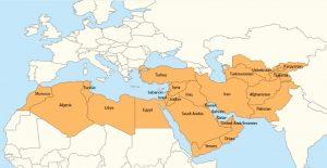 سیاست همسایگی در غرب آسیا و شمال آفریقا