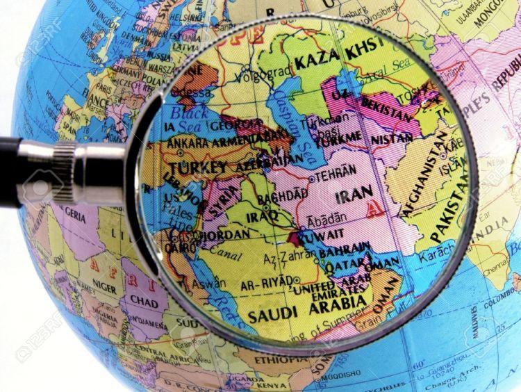 مطالبۀ نظم در خاورمیانه و شمال آفریقا