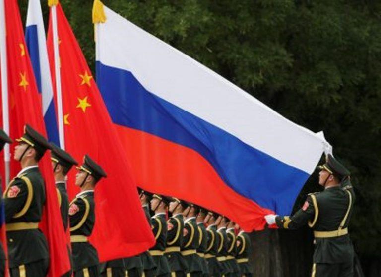 رقابت چین و روسیه در زمین خاورمیانه