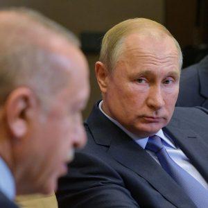 تنش میان روسیه و ترکیه