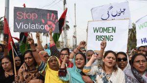 جنبش زنان در پاکستان