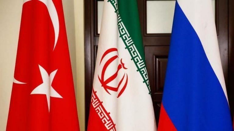 مدل اوراسیایی روابط خارجی