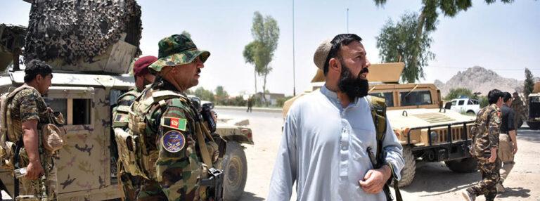 پیروزی شکستخوردۀ پاکستان در افغانستان