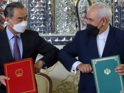 توافق چین و ایران، دستاوردی عمده در خلیج فارس